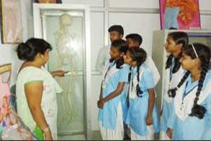 The Indian Public School-Biology Laboratory