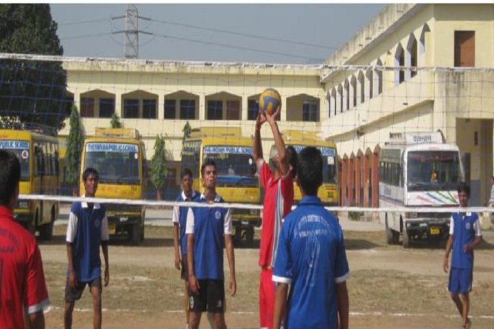 The Indian Public School-Sports