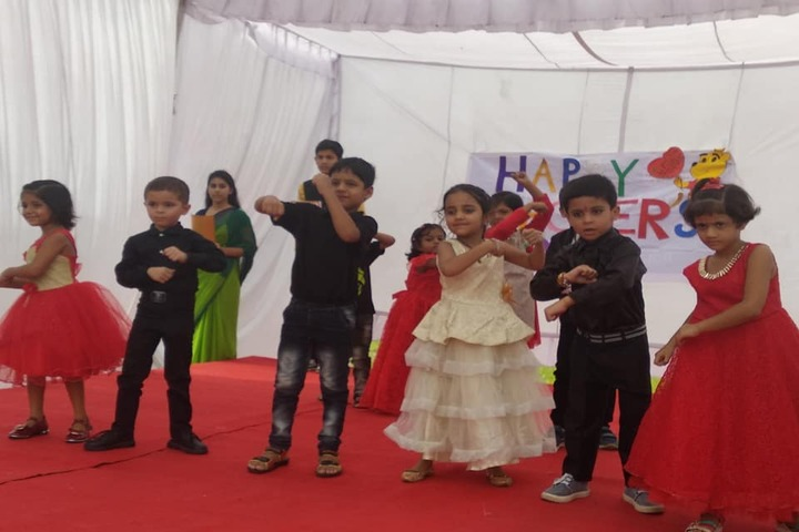 The Laureate School-Childrens Day
