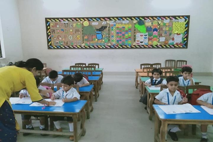 The Laureate School-Classroom