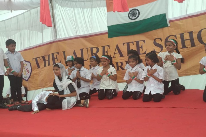 The Laureate School-Independence Day