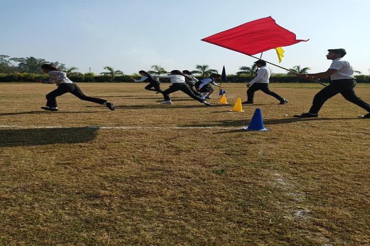 The Laureate School-Sports