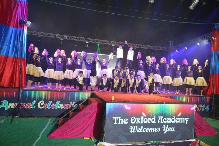 The Oxford Academy-Annual Day