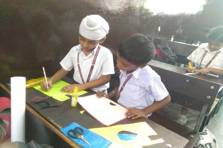 The Oxford Academy-Drawing Competition
