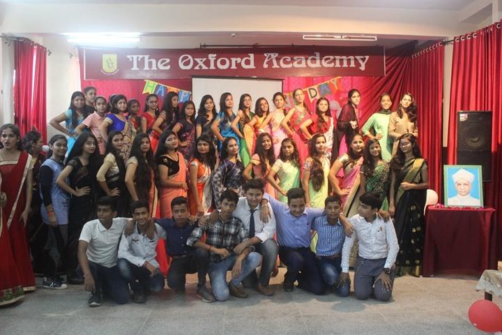 The Oxford Academy-Farewell
