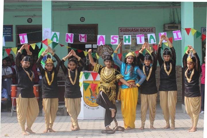 The Oxford Academy-Janmastami Celebrations