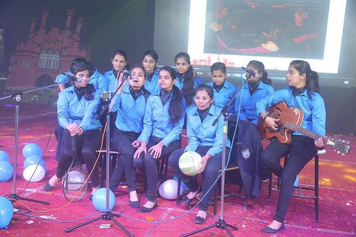 The Oxford Academy-Music Activity