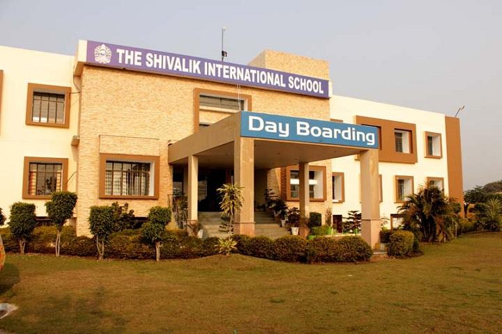The Shivalik International School-Campus View