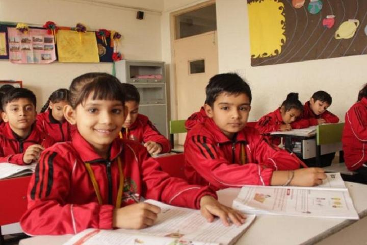 The Shivalik International School-Classroom