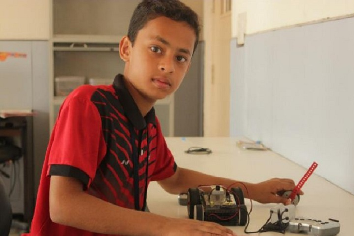 The Shivalik International School-Robotics Lab