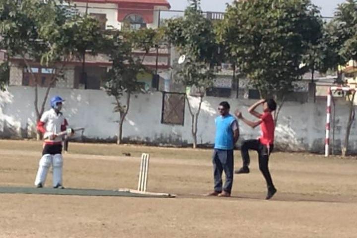 The Shivalik International School-Sports