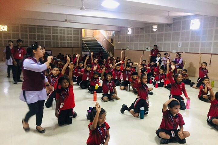 The Shivalik International School-Classroom Activity