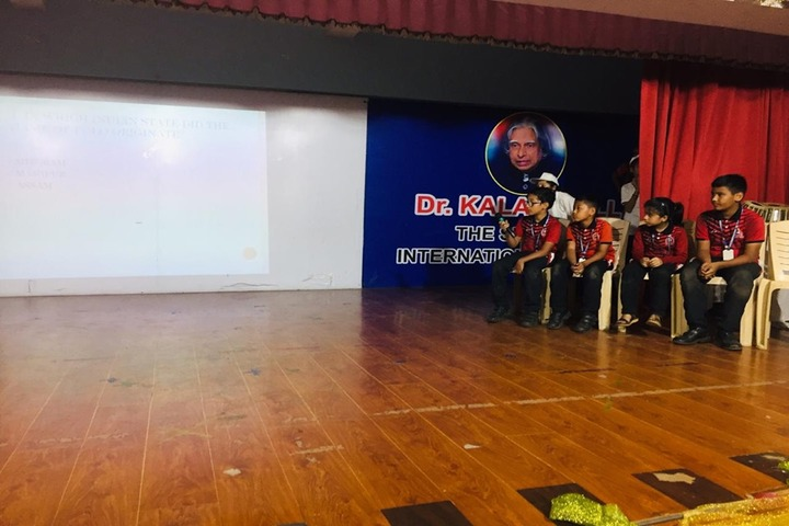 The Shivalik International School-Drama