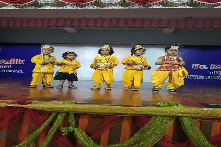 The Shivalik International School-Janmastami Celebrations