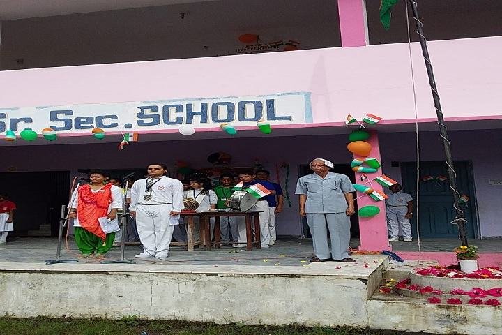 The Sunbeam Senior Secondary School-Republic Day