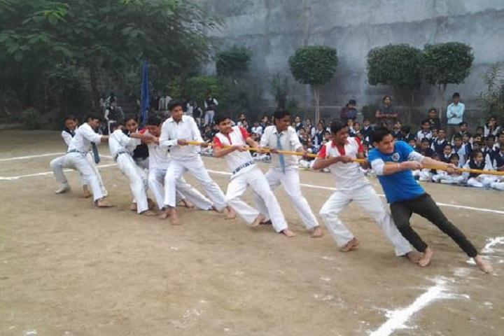 Thomsan World School-Activity
