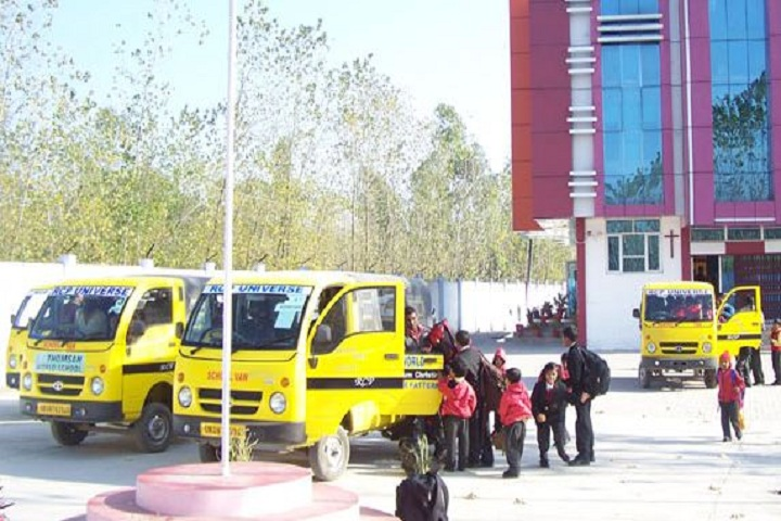 Thomsan World School-Transportation