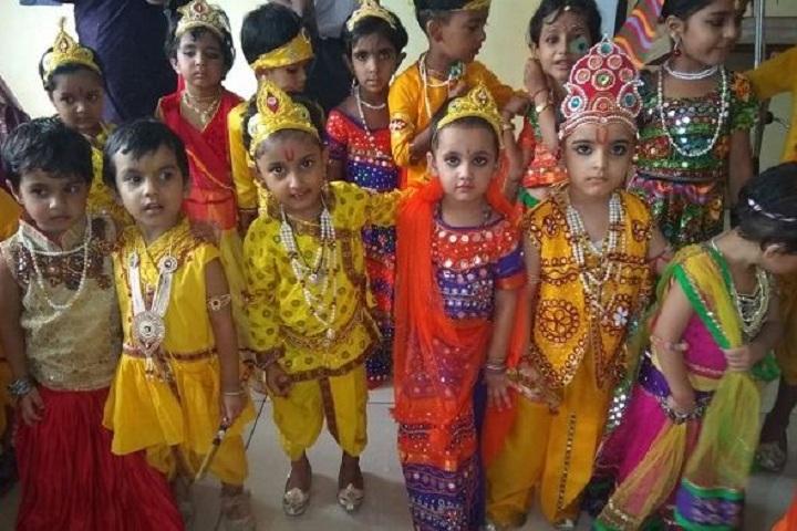 Thomsan World School-Janmastami Celebrations
