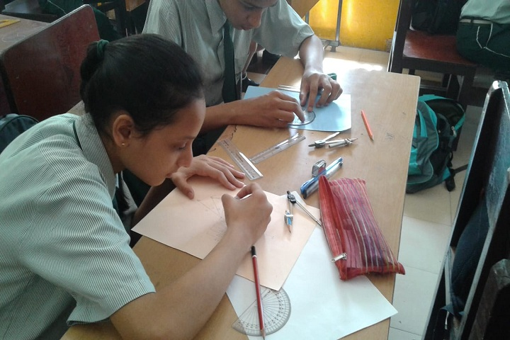 Times World School-Drawing Activity