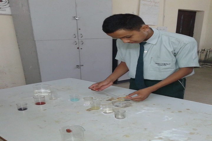 Times World School-Science Laboratory