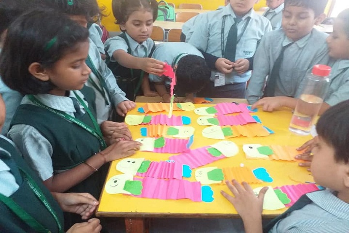 Times World School-Card Making Activity