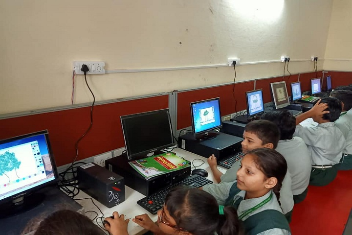 Times World School-Computer Lab