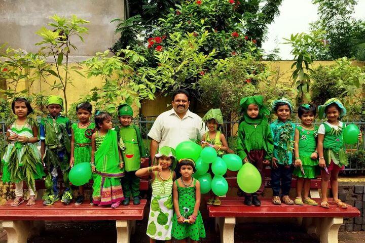 Adarsh Vidyalalya English Medium Higher Secondary School-Green Day