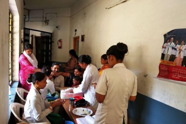 Adarsh Vidyalalya English Medium Higher Secondary School-Medical Check Up