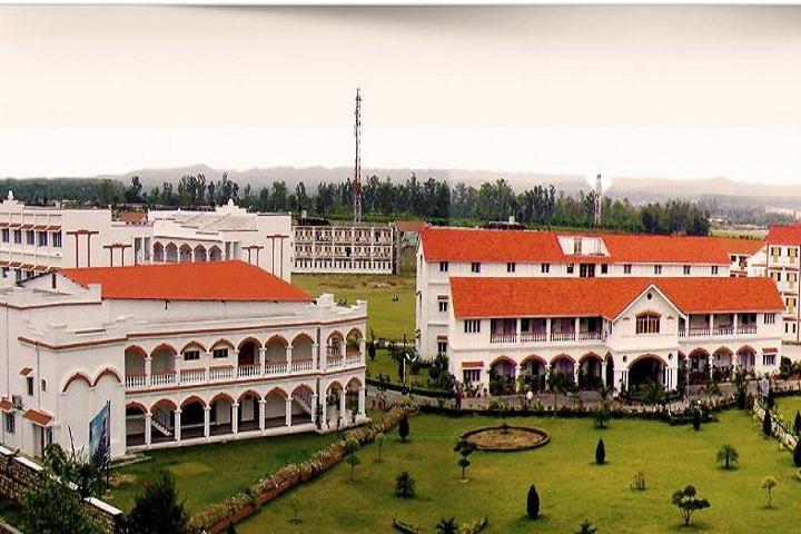 Tulas International School-Campus-View