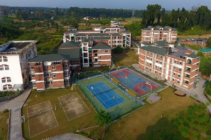 Tulas International School-Campus