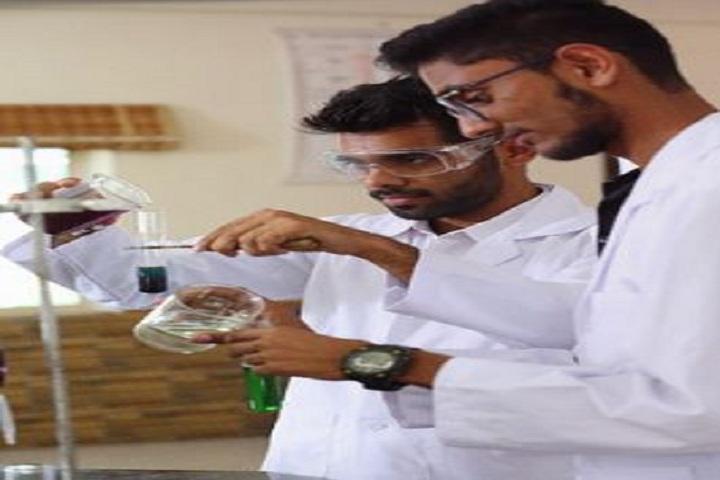 Tulas International School-Chemistry-Lab