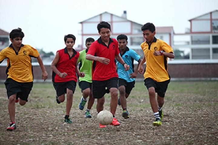 Tulas International School-Games