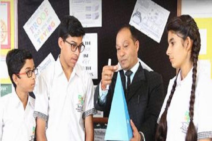 Tulas International School-Maths-Lab