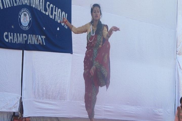 Udayan International School-Cultural Fest