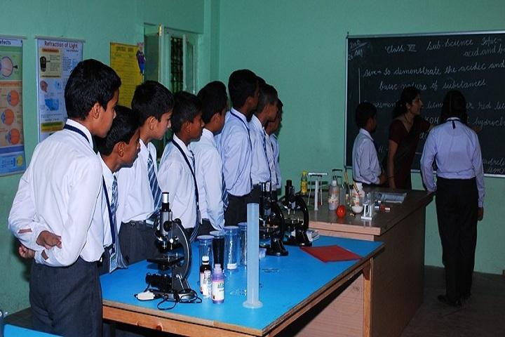 Udayan International School-Biology Lab