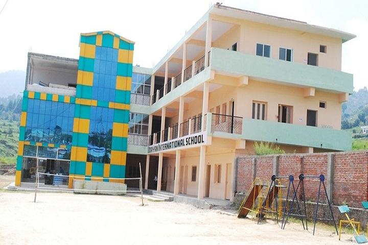 Udayan International School-School View