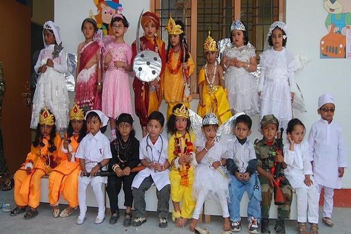 Udayan International School-Childrens Day