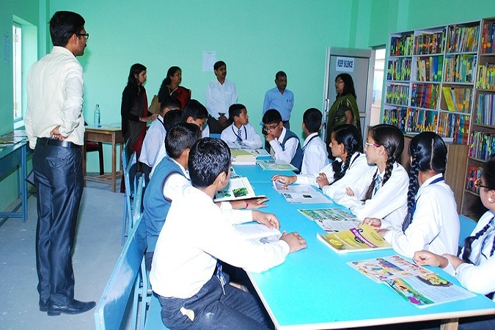 Udayan International School-Library