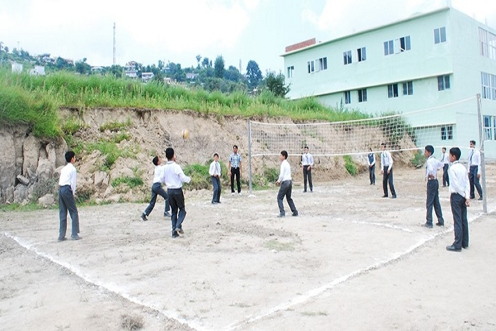 Udayan International School-Sports