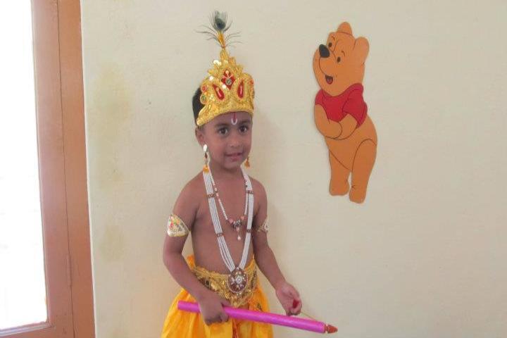 Udayan International School-Krishnastami Celebrations