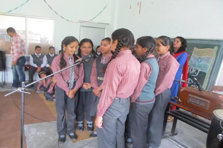 Udayan International School-Music Activity