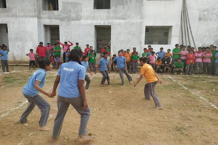 Adeshwar Public School Bastar-Kabaddi