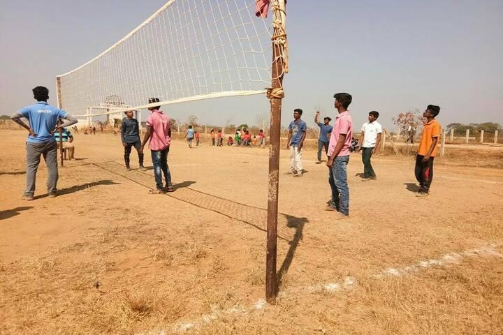 Adeshwar Public School Bastar-Volly Ball