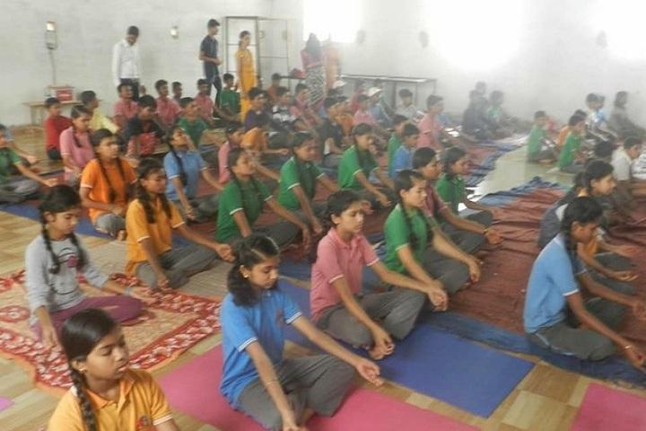 Adeshwar Public School Bastar-Yoga