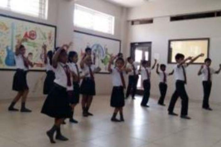 Agarwal Public School-Dance