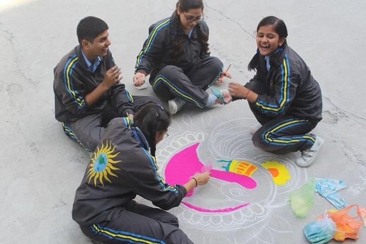 Whizzkid International School-Art
