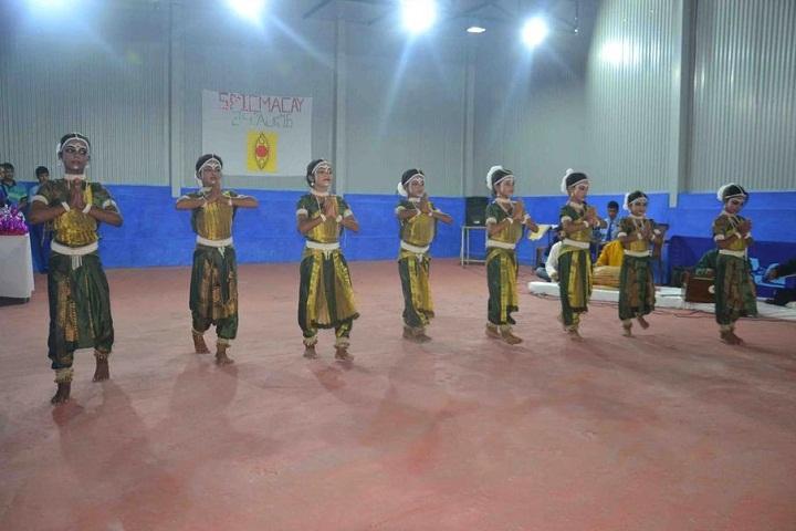 Whizzkid International School-Dance Room
