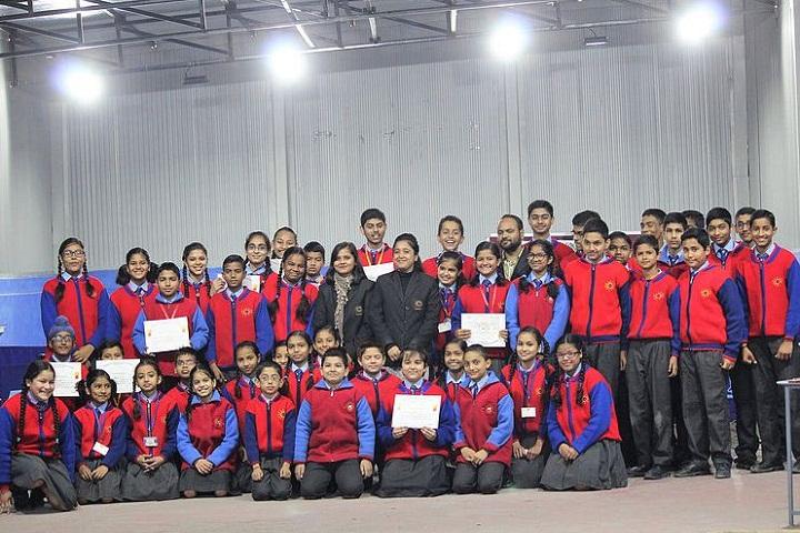 Whizzkid International School-Achievement