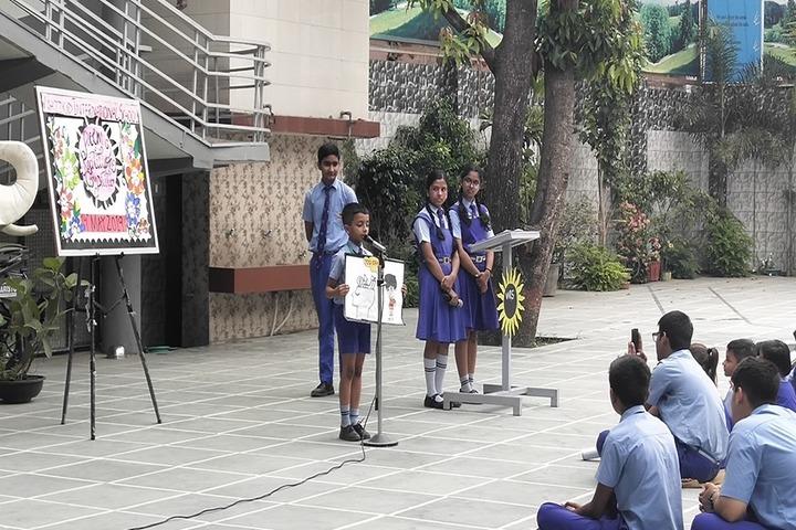 Whizzkid International School-Activity