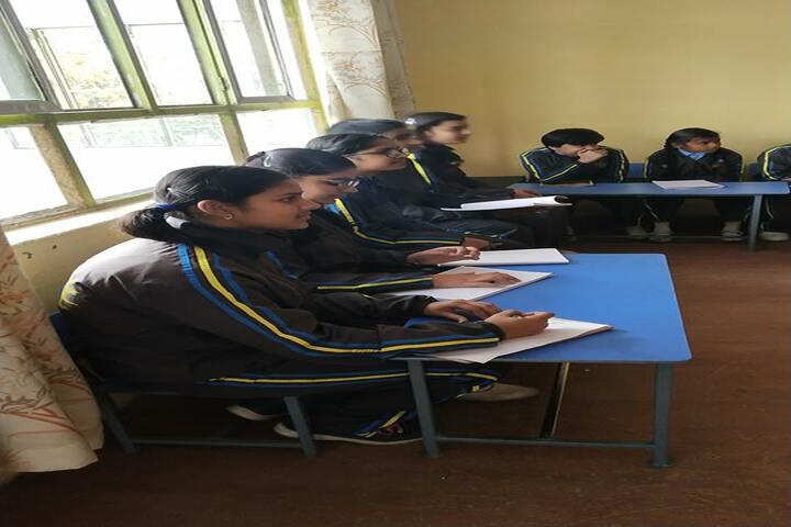 Whizzkid International School-Creative Writing